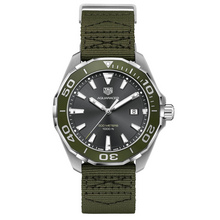 TAG Heuer Aquaracer Khaki Animation Quartz – 43mm