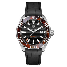 TAG Heuer Aquaracer Tortoise Shell Effect Brown Calibre 5 Automatic – 43mm