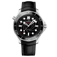 "OMEGA Seamaster Diver 300M Omega Co-Axial Chronometer ""James Bond"" Numbered Edit"
