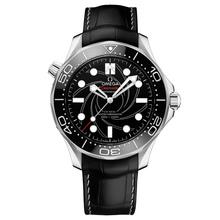 "OMEGA Seamaster Diver 300M Omega Co-Axial Chronometer ""James Bond"" Numbered Edit"