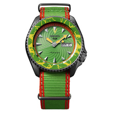 "Seiko 5 Sports Street Fighter V ""BLANKA - Call Of The Wild"" Limited Edition"