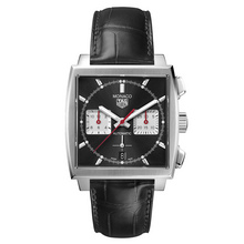 TAG Heuer Monaco Chronograph Calibre Heuer 02 Automatic– 39mm