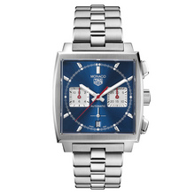 TAG Heuer Monaco Chronograph Calibre Heuer 02 Automatic – 39mm