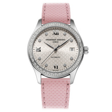 Frederique Constant Ladies Automatic Pink Ribbon Special Edition
