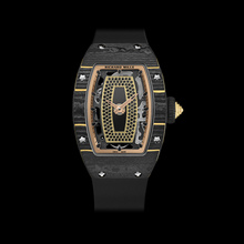 Richard Mille RM 01-07 Ladies Gold Carbon TPT®