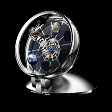 Jacob & Co. Astronomia Table Clock Stainless Steel