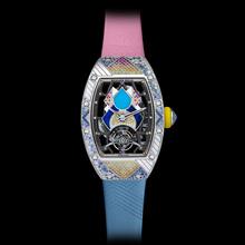 "Richard Mille RM 71-02 Automatic Tourbillon Talisman ""Jane"""