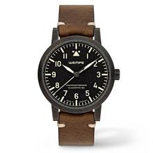 Wempe Chronometerwerke Automatic Aviator Watch Limited Edition
