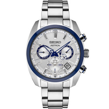 Seiko Astron GPS Solar Dual-Time 5X53 140th Anniversary Limited Edition