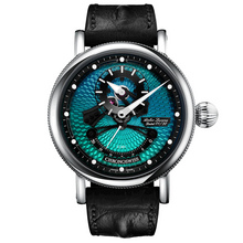 Chronoswiss Open Gear ReSec Paraiba Limited Edition