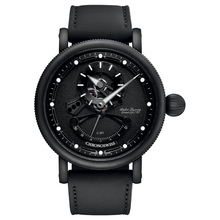 Chronoswiss Open Gear ReSec Black Ice
