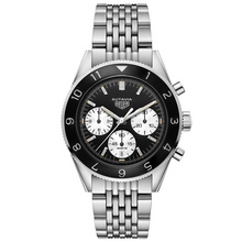 Heuer Heritage Calibre Heuer 02 Automatic Chronograph
