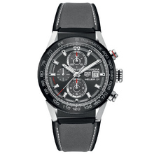 tag heuer carrera 43mm calibre heuer01 automatic car201w ft6095