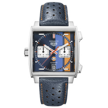 TAG Heuer Monaco Calibre 11 Automatic Chronograph Gulf Special Edition