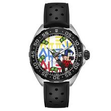 TAG Heuer Formula 1 Alec Monopoly Special Decoration