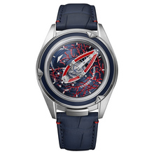 "Ulysse Nardin Freak Vision Coral Bay ""Micropainting"""