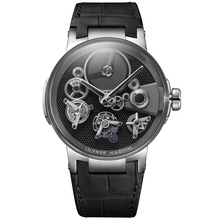 Ulysse Nardin Executive Skeleton Tourbillon Free Wheel
