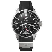 un new diver chronometer black