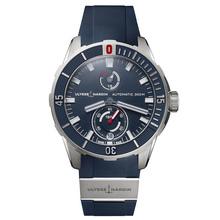un new diver chronometer blue