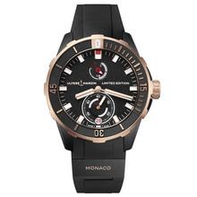 un new diver chronometer monaco limited edition