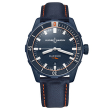 Ulysse Nardin Diver « Blue Shark » Limited Edition