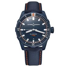 Ulysse Nardin Diver « Blue Shark » Limited Edition