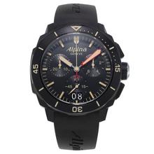 Alpina Seastrong Diver 300 Big Date Chronograph