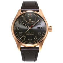Alpina Startimer Pilot Automatic Shadow Line