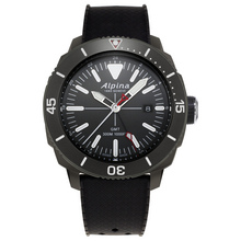 alpina seastrong gmt al 247lgg4tv6
