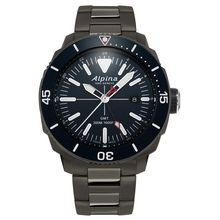 alpina seastrong gmt al 247lnn4tv6b