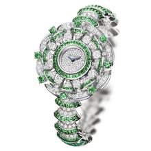 Diva pave emerald FB