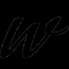 wa logo w 2021 black