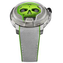 hyt skull48.8 green frontview 300dpi rgb
