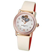 Frederique Constant Lady Automatic Double Heart Beat Only Watch