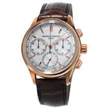 2017 Frederique Constant Flyback Chronograph Manufacture FC 760V4H4