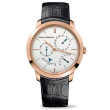 T GP1966 Annual Calendar and equation of time pink gold