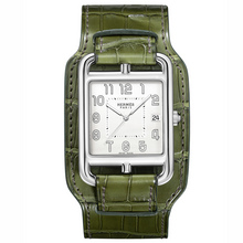 CC TGM Wristband Veronese green Alligator