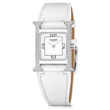 heureh vertical setting white strap copyright calitho
