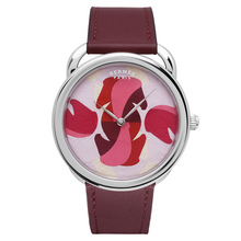 arceau cavales hermes red dial copyright gilles pernet