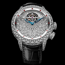 Jacob & Co. Caligula Tourbillon Baguette