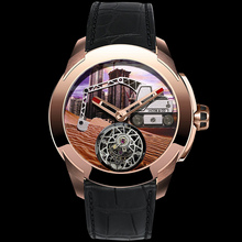 Jacob & Co. Pioneer Tourbillon