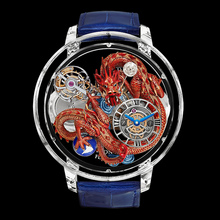 Jacob & Co. Astronomia Flawless Imperial Dragon