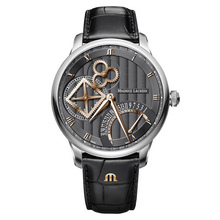 Maurice Lacroix Masterpiece Square Wheel Retrograde