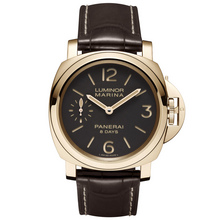 Panerai Luminor Marina 8 Days Oro Rosso – 44mm