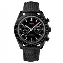 BASELWORLD2013 speedmaster moonwatch black ceramic white background
