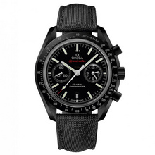 BASELWORLD2013 speedmaster moonwatch black ceramic white background