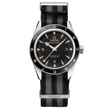 The OMEGA Seamaster 300 Bond 233.32.41.21.01.001 white background