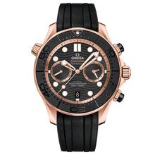 Omega Seamaster Diver 300M Omega Co-Axial Master Chronometer Chronograph 44 mm