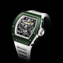 Richard Mille RM 38-01 Manual Winding Tourbillon G-sensor Bubba Watson