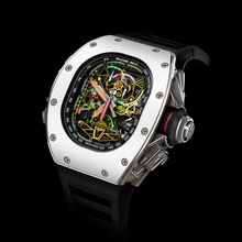 Richard Mille RM 50-02 Manual Winding Tourbillon Split-seconds Chronograph ACJ
